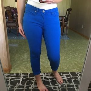 Vintage America Blue Skinny Jeans